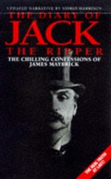 The Diary of Jack the Ripper, Paperback Book