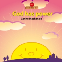 God Has Power Board Book, Board book Book