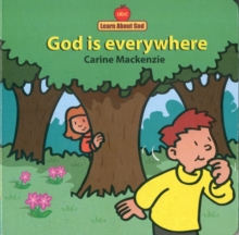 God Is Everywhere Board Book, Board book Book