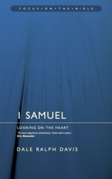 1 Samuel : Looking on the Heart, Paperback Book