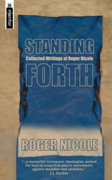 Standing Forth, Hardback Book