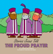 The Proud Prayer, Board book Book