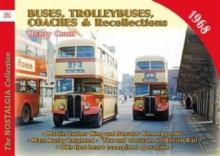 No 51 Buses, Trolleybuses & Recollections 1968, Paperback Book