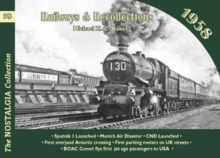 Railways & Recollections 1958, Paperback / softback Book