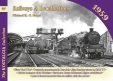 RAILWAYS & RECOLLECTIONS VOL 78 1959, Paperback Book