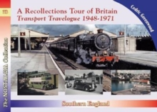 A Recollections Tour of Britain Eastern England Transport Travelogue, Paperback / softback Book