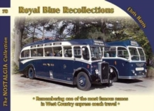 Royal Blue Recollections, Paperback / softback Book