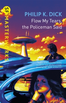 Flow My Tears, The Policeman Said, Paperback / softback Book