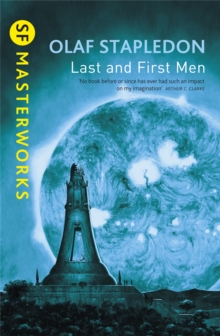 Last And First Men, Paperback Book