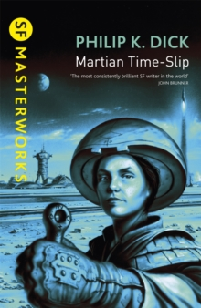 Martian Time-slip, Paperback Book