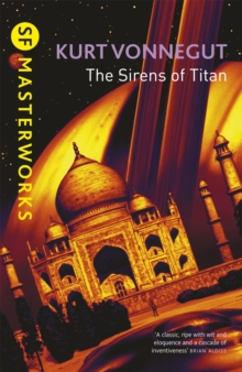 The Sirens Of Titan, Paperback Book