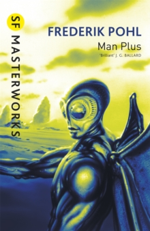 Man Plus, Paperback Book