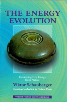 The Energy Evolution : Harnessing Free Energy From Nature, Paperback / softback Book