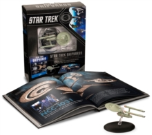 Star Trek Shipyards Star Trek Starships : 2151-2293 The Encyclopedia of Starfleet Ships Plus Collectible, Mixed media product Book