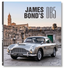 James Bond's Aston Martin DB5, Hardback Book