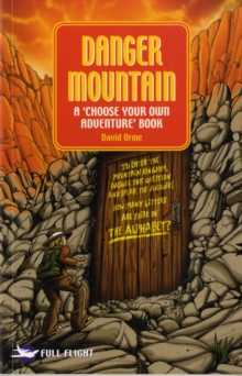 Danger Mountain, Paperback Book