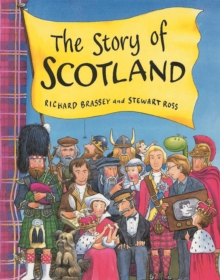 The Story Of Scotland, Paperback / softback Book