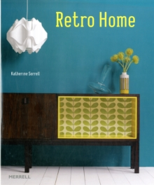 Retro Home, Hardback Book