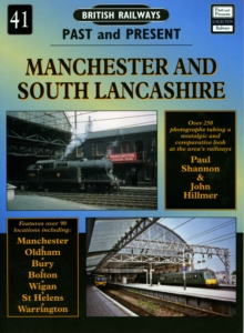 Manchester and South Lancashire, Paperback Book