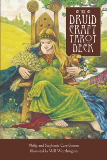 The Druid Craft Tarot Deck, Mixed media product Book
