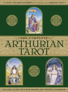 The Complete Arthurian Tarot, Mixed media product Book