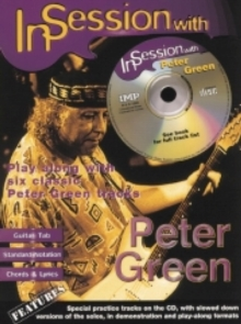 In Session with Peter Green : (Guitar Tab), Paperback Book