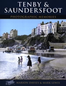 Tenby and Saundersfoot, Paperback Book