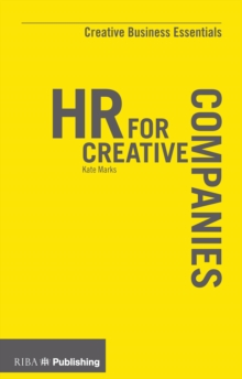 HR for Creative Companies, Paperback / softback Book