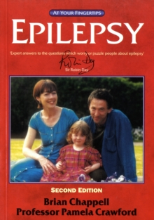 Epilepsy : Answers at Your Fingertips, Paperback / softback Book