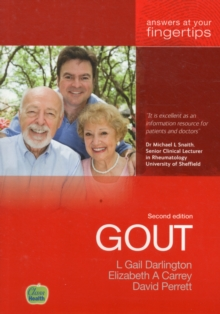 Gout : Answers at Your Fingertips, Paperback / softback Book