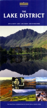 Lake District Map and Travel Guide : Guarantees You a Quality Lifestyle, Multiple copy pack Book