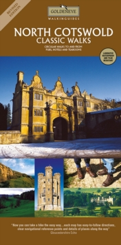 North Cotswold Classic Walks, Sheet map, flat Book