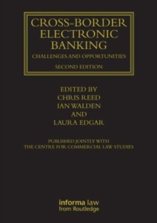 Cross-border Electronic Banking : Challenges and Opportunities, Hardback Book