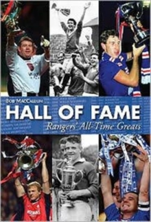 Hall of Fame : Rangers' All-time Greats, Hardback Book