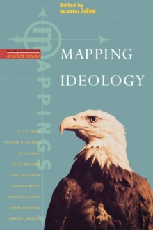 Mapping Ideology, Paperback Book
