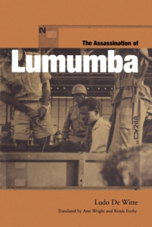 The Assassination of Lumumba, Paperback Book