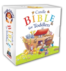 Candle Bible for Toddlers Library : Candle Library, Board book Book