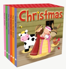 Candle Library - Christmas, Mixed media product Book