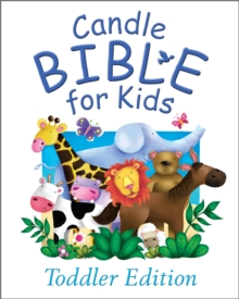 Candle Bible for Kids Toddler edition, Hardback Book