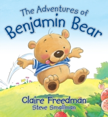 Benjamin Bear's Adventures, Paperback Book