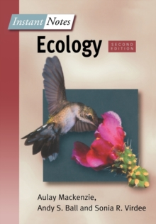 BIOS Instant Notes in Ecology, Paperback / softback Book