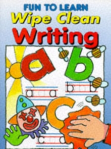 Wipe Clean Writing, Paperback Book