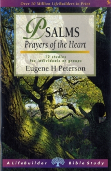 Psalms : Prayers of the Heart, Paperback Book