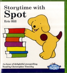 Storytime with Spot, CD-Audio Book