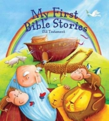 My First Bible Stories: The Old Testament, Paperback Book