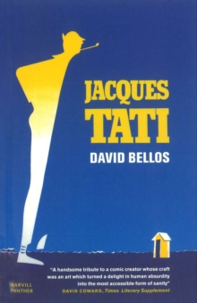 Jacques Tati His Life & Art, Paperback / softback Book