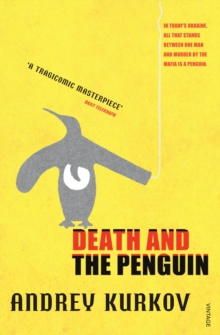 Death And The Penguin, Paperback / softback Book