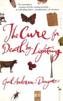 The Cure for Death by Lightning, Paperback Book