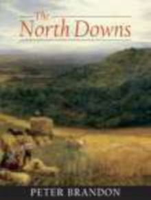 The North Downs, Hardback Book