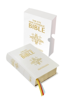 New Catholic Bible, Leather / fine binding Book